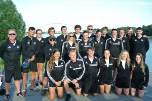 NZ Under 23 and Junior World Championship team in Bratislava, Slovakia.