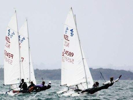 Sailing: Barnett, Merton off to youth worlds