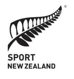 Sport NZ - Relay Magazine