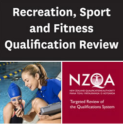 NZQA Sport, Recreation and Fitness Newsletter