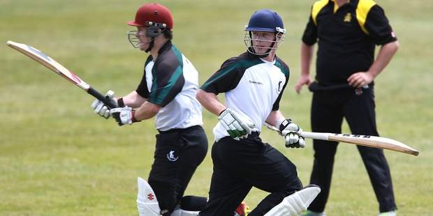 Cricket: Mount, Cadets edge to Cup decider