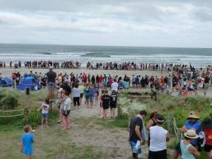 Waihi Beach sports day enters second century