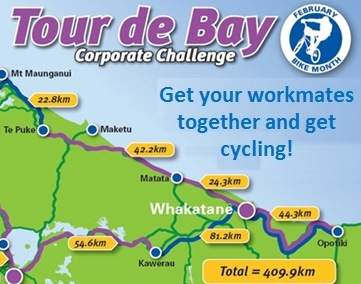 Tour de Bay is back for Bike Month!