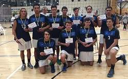 BOP Senior Secondary School Volleyball Champs