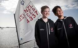 Young sailors keep legacy afloat