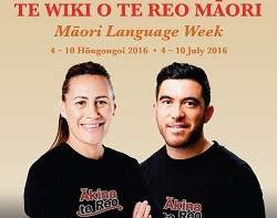 2016 Maori Language Week