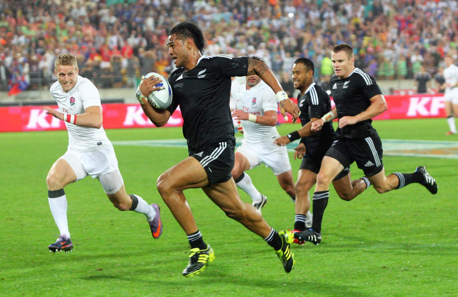 Rotorua to host National Rugby Sevens