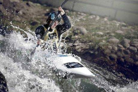 Top NZ kayaker delighted at funding boost