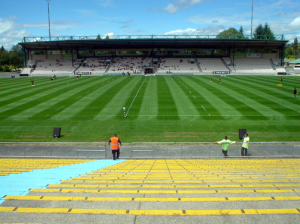 Rotorua International Stadium - one of the region's great 'Places' for sport.
