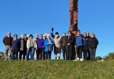Local walking groups are a great way to stay active and socially connected in winter