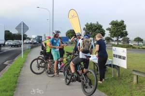 Go By Bike Day WBOP 101