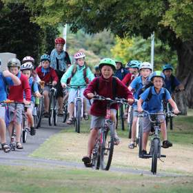 Go By Bike Day for Schools