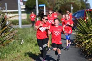 Jennian Homes fun run
