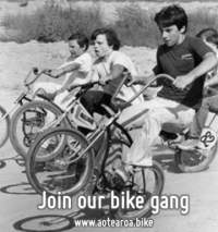 Join our bike gang