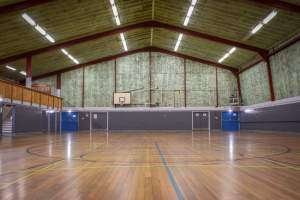 Mount Sports Centre Inside