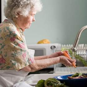 Activities at Home - Older Persons