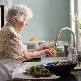 Home activities for older people