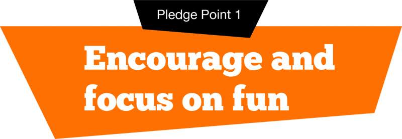 Pledge Point 1