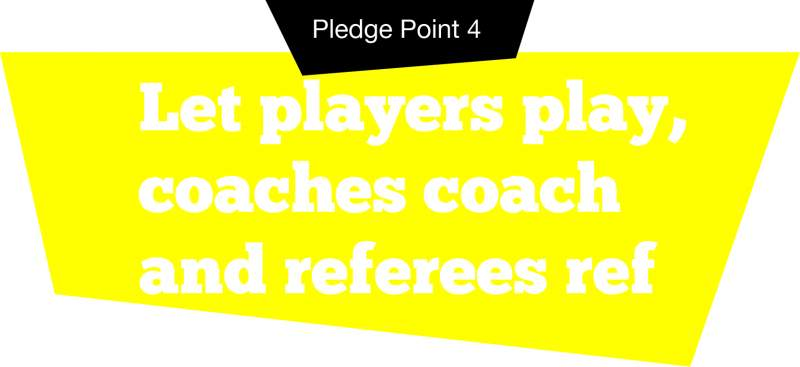 Pledge Point 4