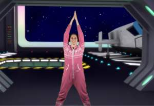 Star Wars Yoga GO4it Challenge
