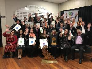 WBOP Community Award Winners from 2017.