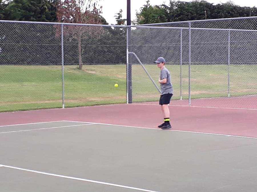 WBOP Interschool Tennis Championships - Primary and Intermediate